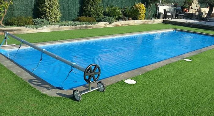manta térmica piscina International Cover Pool