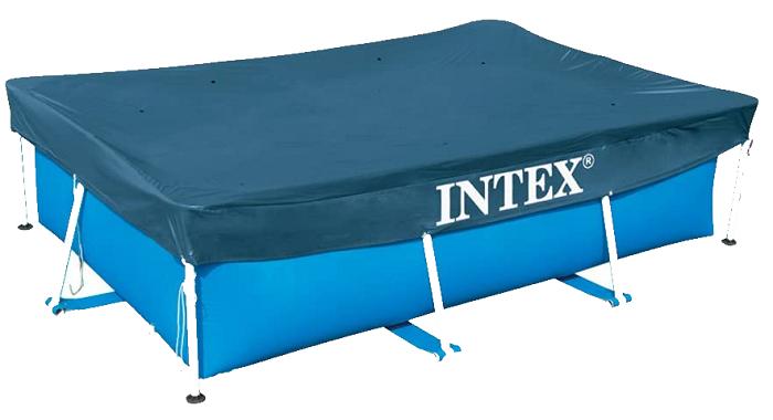 cobertor piscinas Intex rectangular, small frame 3x2