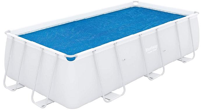 Cobertor solar piscina Bestway 13.5' Rectangular Solar Pool Cover