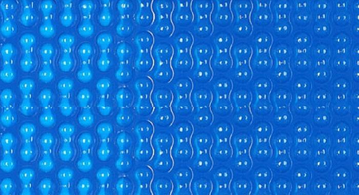 INTERNATIONAL COVER POOL Cubierta Piscina Verano GeoBubble 500 micras para Piscinas de 2x2,50 Metros (Sin Refuerzo).