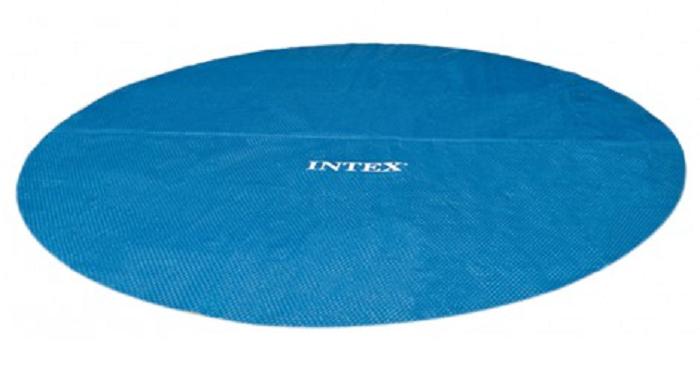 Intex 29020 - Cobertor solar piscina Intex para piscinas 244 cm de diámetro